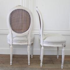 Cane Back Chairs For Sale How To Paint Metal Set Of Six 19th Century French Louis Xvi Dining
