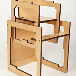 High Chair Converts To Table And Wheelchair New Style Of Droog Convertible Kid 39s