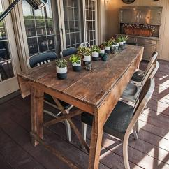 5 Piece Kitchen Table Sets Home Depot Kohler Faucet Primitive Industrial Farmhouse Style Dining ...