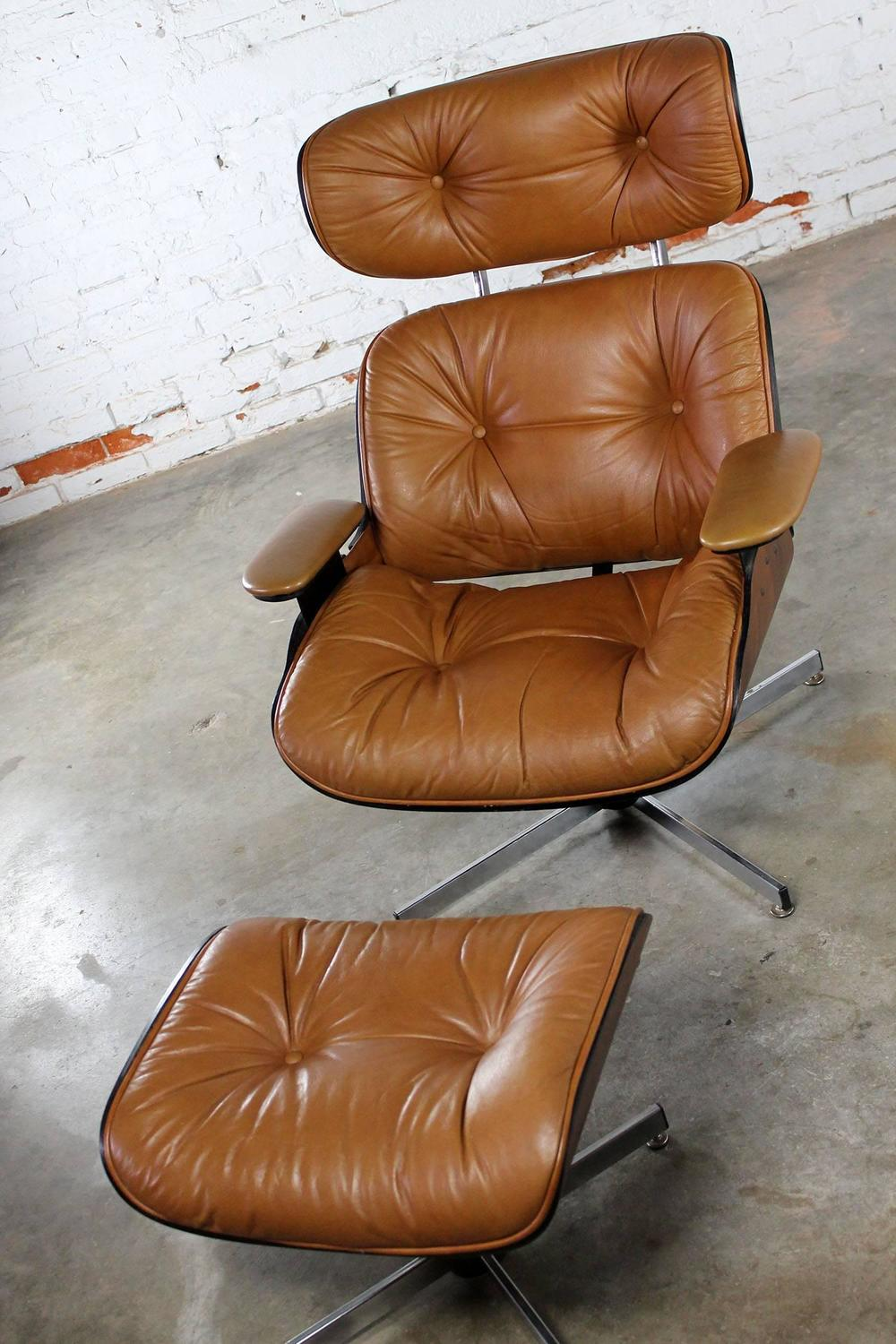MidCentury Modern Plycraft EamesStyle Lounge Chair and