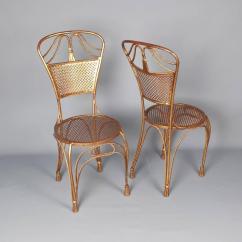 Boondocks Steel Chair Effect Ikea Snille Pair Of 1960s Italian Brass Gilded Metal Side
