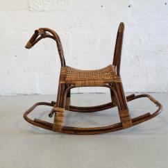 Horseshoe Rocking Chair Stair Lift Installation Cost Swedish Children 39s Horse Rocker At 1stdibs