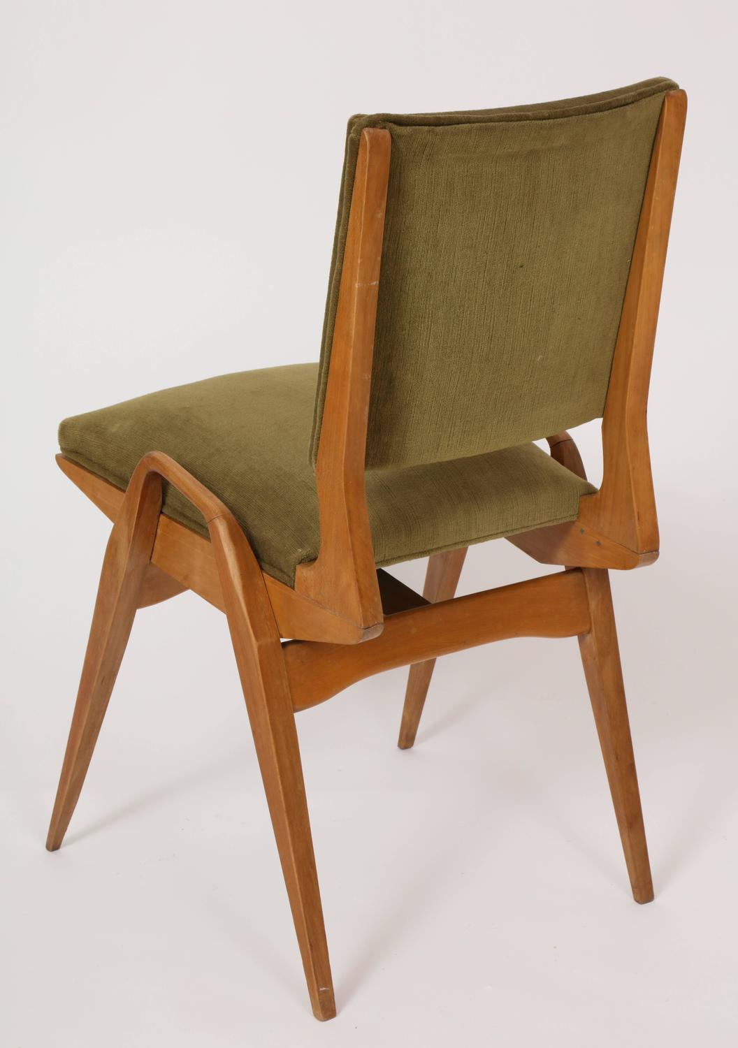 pre tables and chairs fisher price rainforest high chair replacement parts french mid century dining 1950s maurice