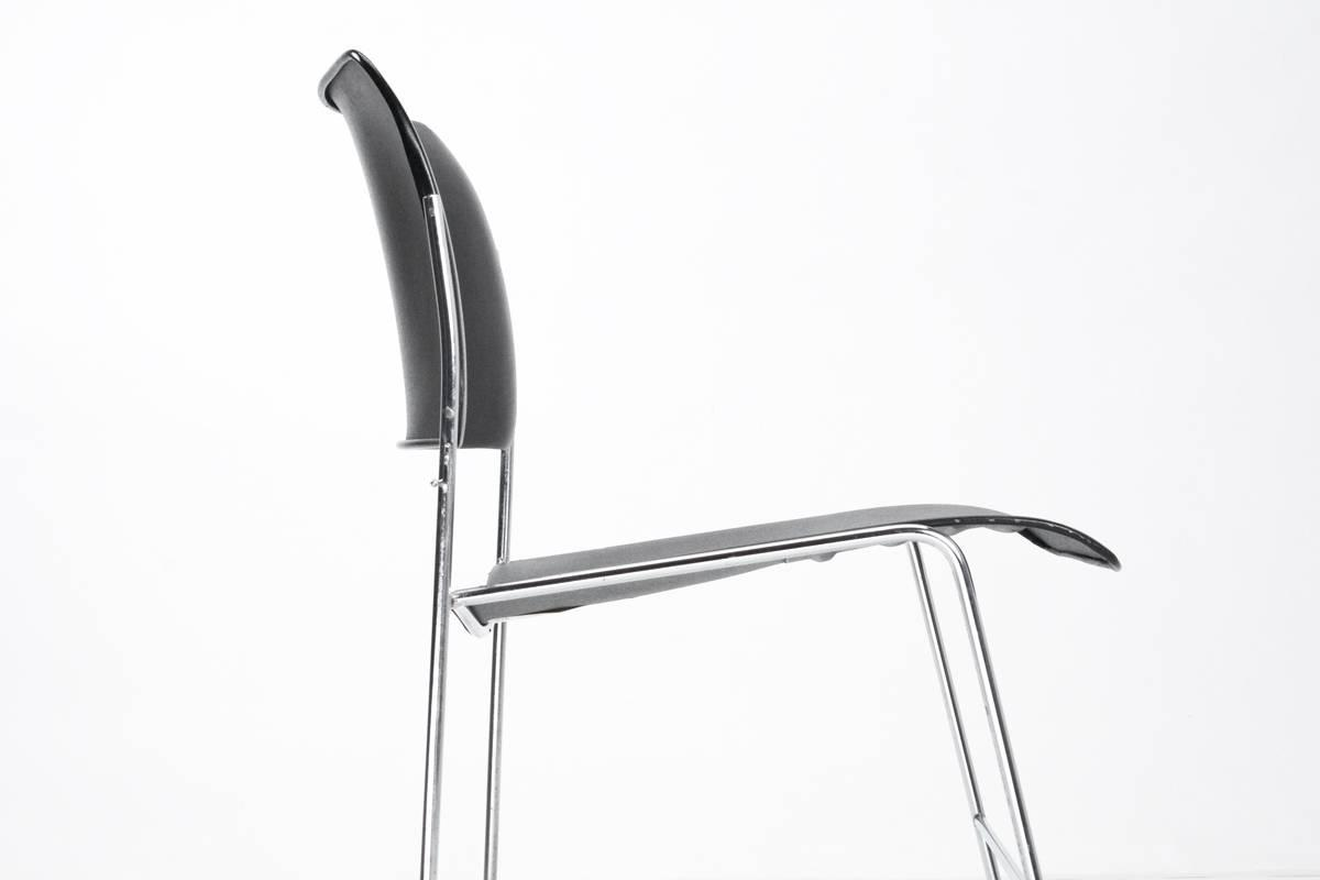 david rowland metal chair divani casa charles modern white leather reclining 10 43 all early 1960s edition 40 4