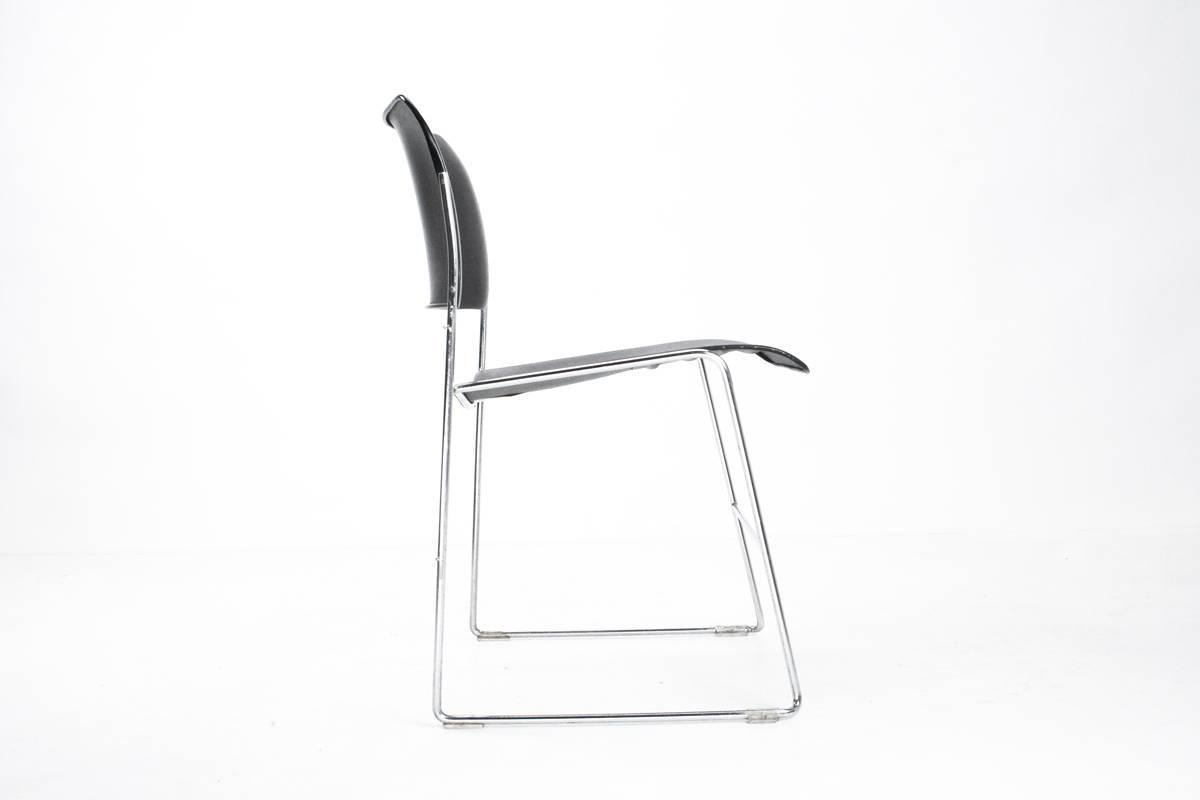 david rowland metal chair graco slim spaces high 10 43 all early 1960s edition 40 4