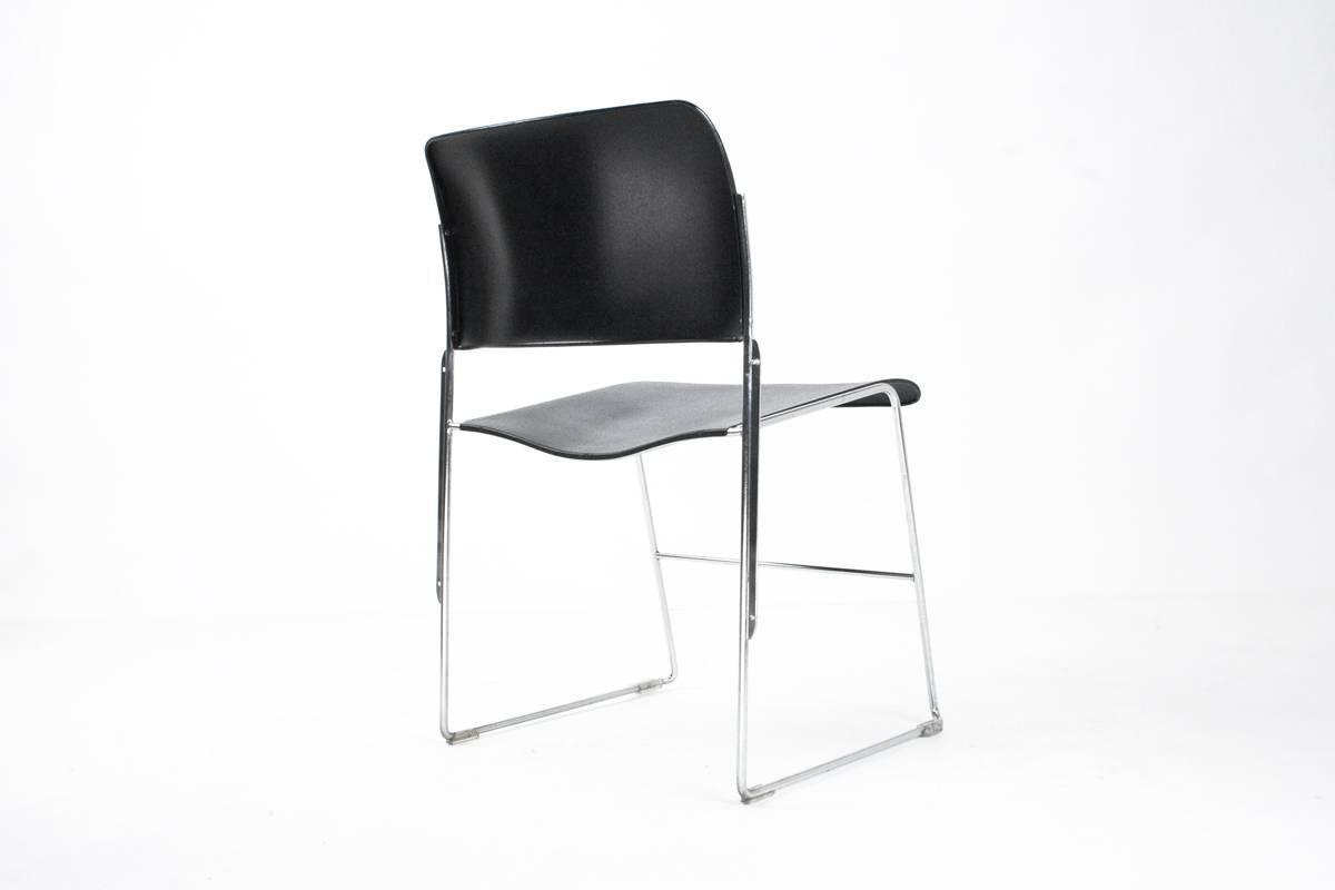 david rowland metal chair howard chairs for sale 10 43 all early 1960s edition 40 4