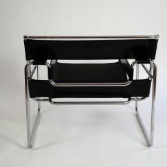 Marcel Breuer Chair Original Outdoor Wooden Rocking Chairs Black Bauhaus Wassily Lounge By For