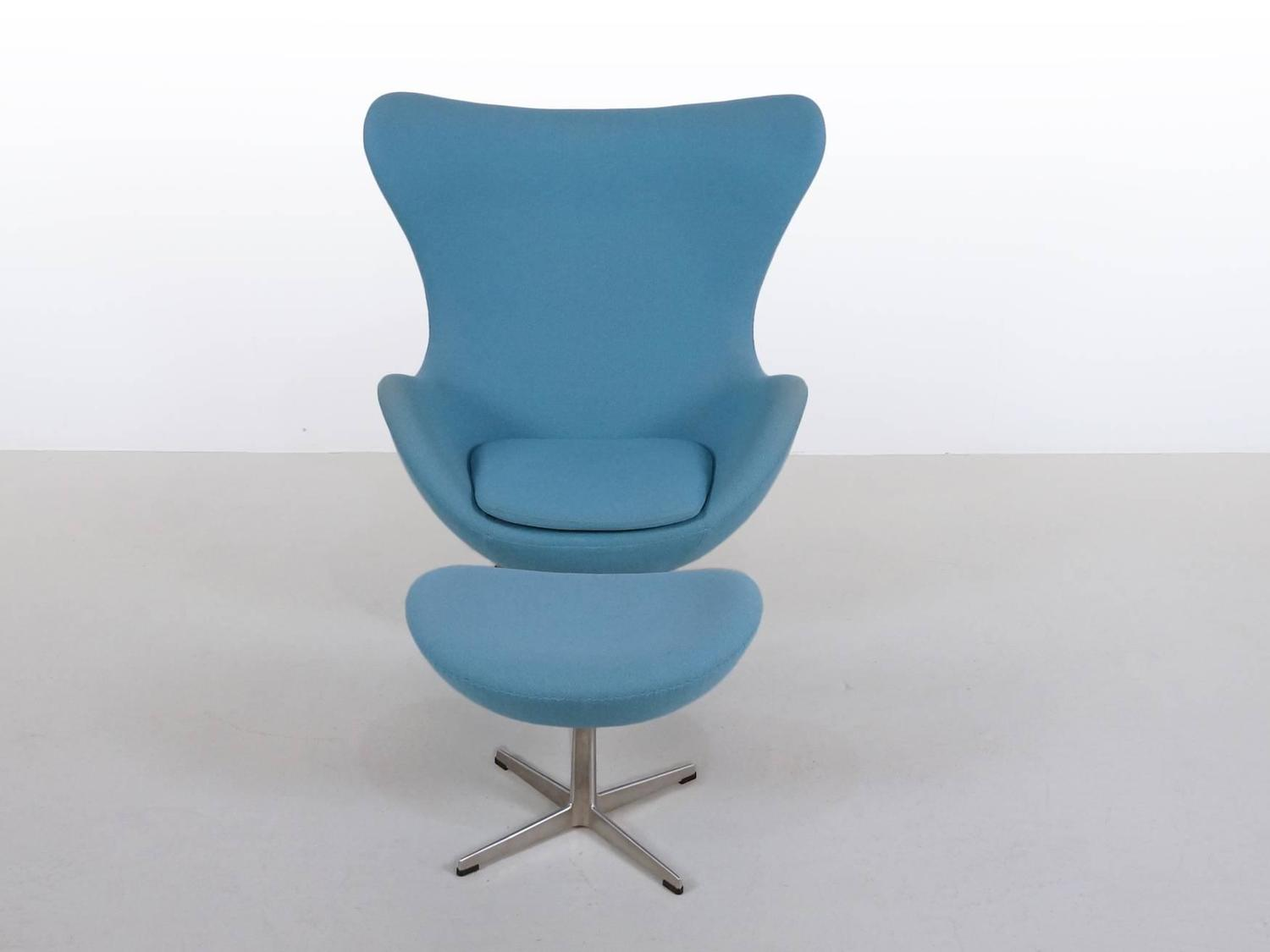 Arne Jacobsen Egg Chair Ebay Egg Chair Blue