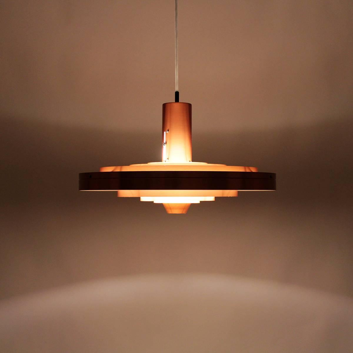 Large Cylinder Pendant Light