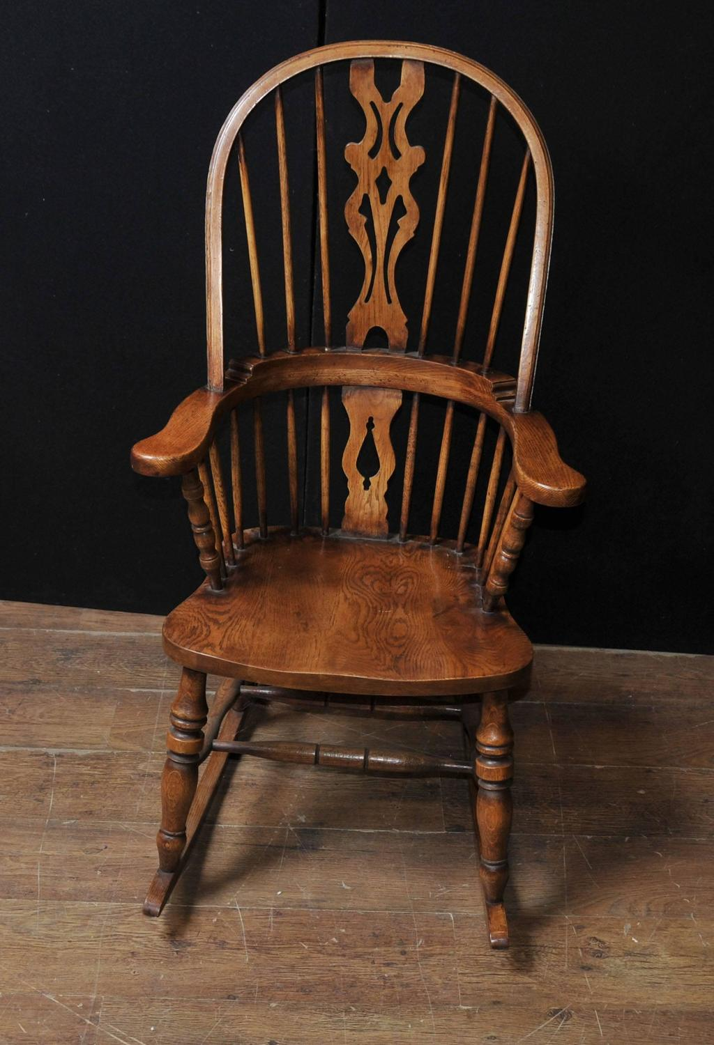 farmhouse chairs for sale antique white pub table and hand carved english windsor rocking chair