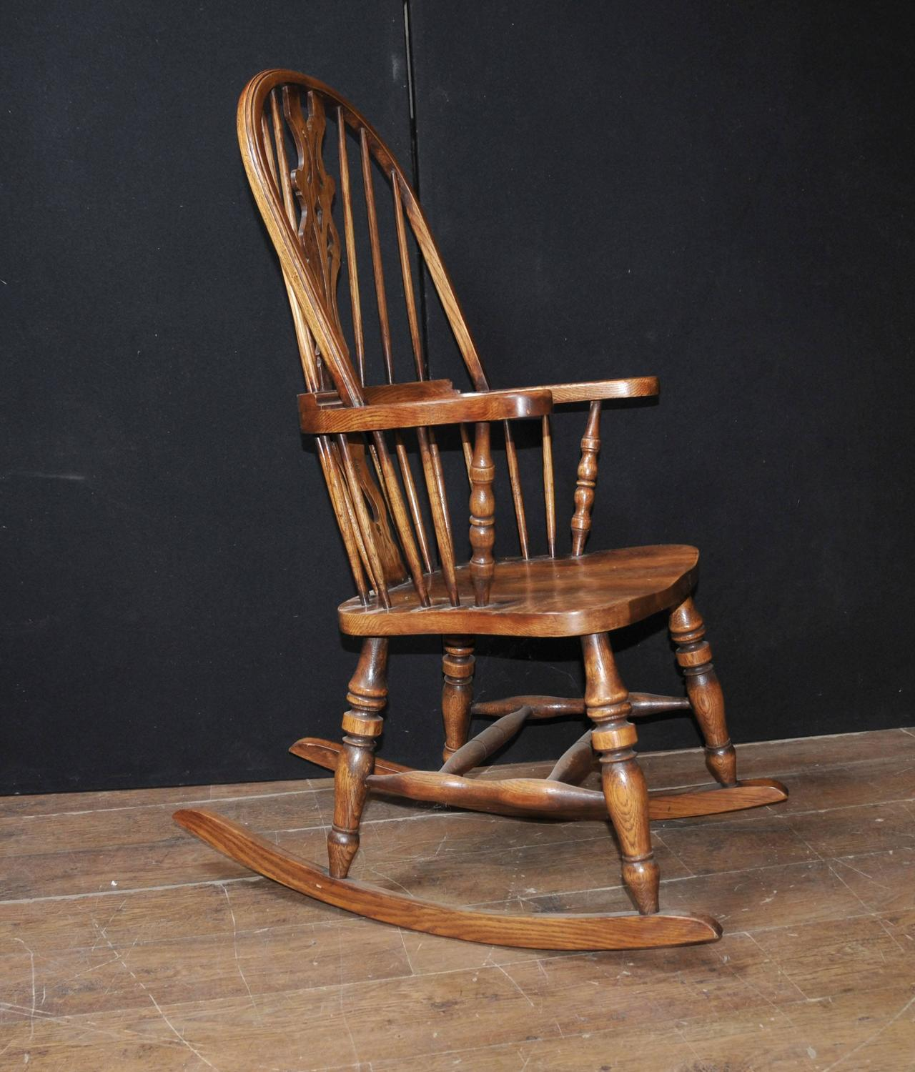 farmhouse chairs for sale rocking in spanish hand carved english windsor chair