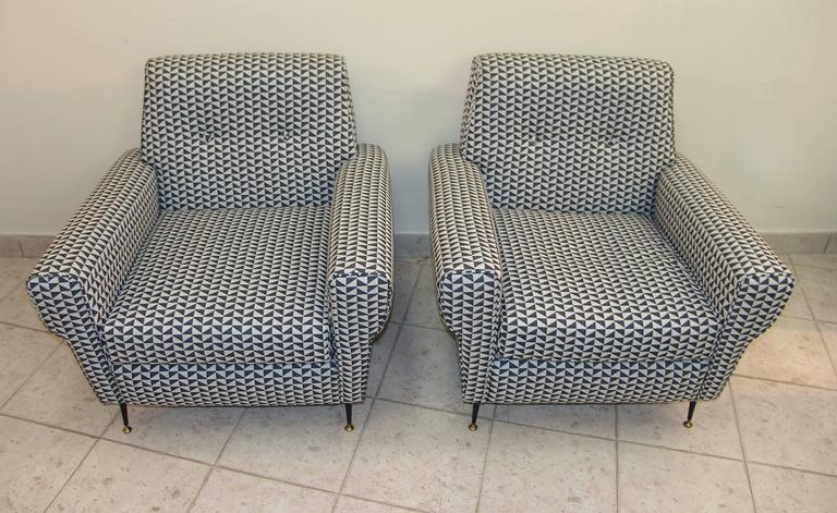 vintage arm chair allsteel relate italian armchair 1950s for sale at 1stdibs mid century modern
