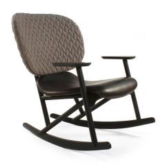 Swing Chair Patricia Urquiola Maison Gatti Bistro Chairs Moroso Klara Rocking Armchair By Italy