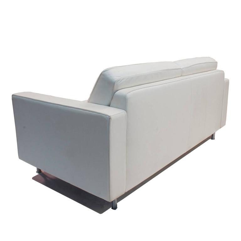 anfibio leather sofa bed atlanta hawks miami heat sofascore metamorfosi by poltrona frau, italy for sale at ...