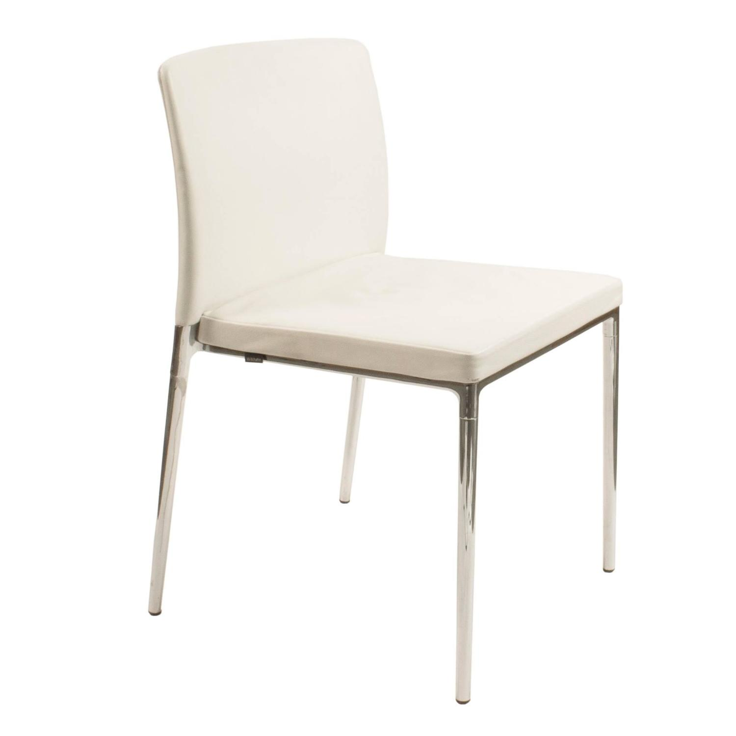 white leather chairs for sale safety first high chair seat wilkhahn ceno stackable conference side