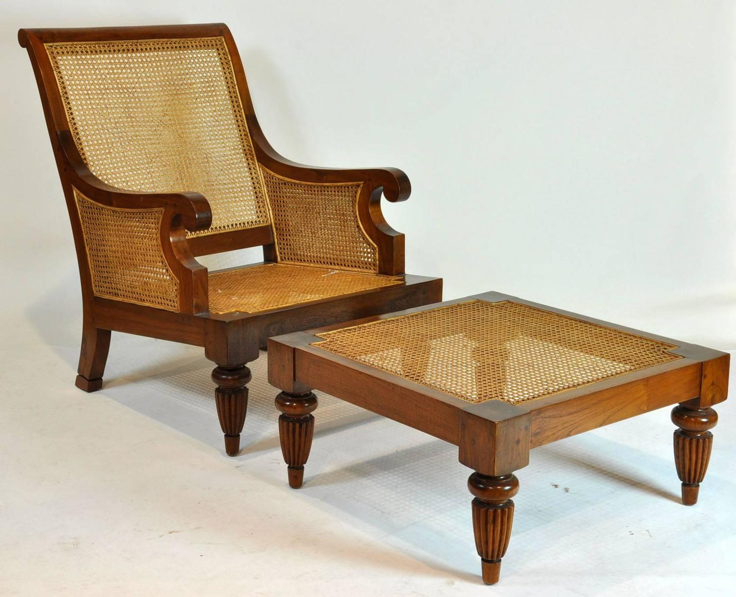 plantation style chairs bedroom chair dublin british colonial imports caned leather