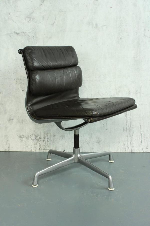 Brown Leather Office Chair Herman Miller
