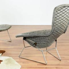 Bertoia Wire Chair Original Cover Rentals Kingston Authentic Vintage Harry For Knoll Bird And