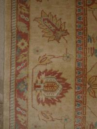 Turkish Oushak Carpet with Very Soft Colors at 1stdibs