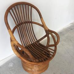 Childs Rattan Chair Rustic Wood Kitchen Table And Chairs 1950s Children S Swivel For Sale At 1stdibs Offered Is A Beautiful Palm Beach Style