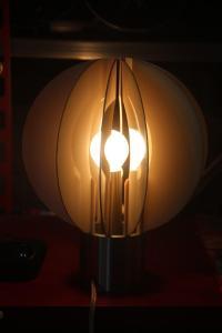 Ezio Zanobini for T2 Table Lamp Italian Mid-Century Modern ...