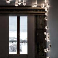 Bocci 76s LED Wall Sconce or Ceiling Fixture in Blown ...