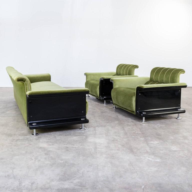 one sofa seat plastic covers for cushions gerd lange three bz29 and sz28 fauteuils t set of two
