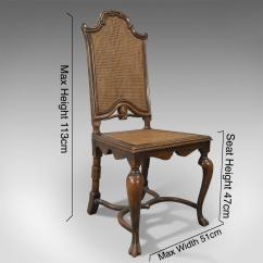 Antique Cane Chairs Strong Back Chair Review Set Of Six Dining Liberty London Walnut Our Stock 11 3412 This Is A