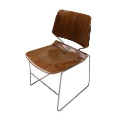 Krueger Folding Chairs Chippendale Dining Chair Wooden Stacking Sale. Vintage Se 68 Su Teak By Egon Eiermann For Wilde ...