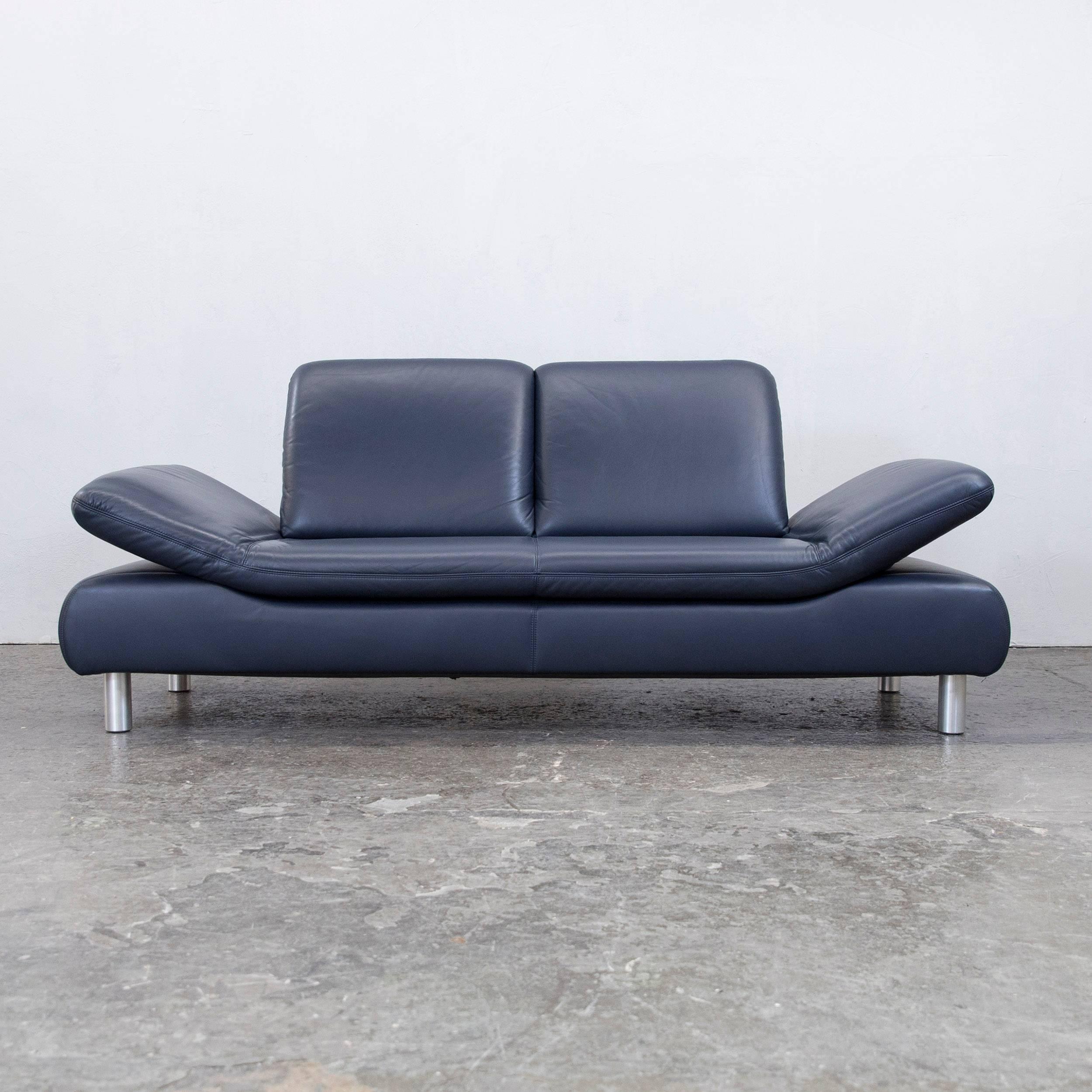 designer sofa leder le corbusier er designer sofa dklbraun leder with designer sofa leder. Black Bedroom Furniture Sets. Home Design Ideas