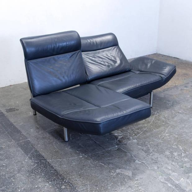 De Sede Sofa Leder Gebraucht