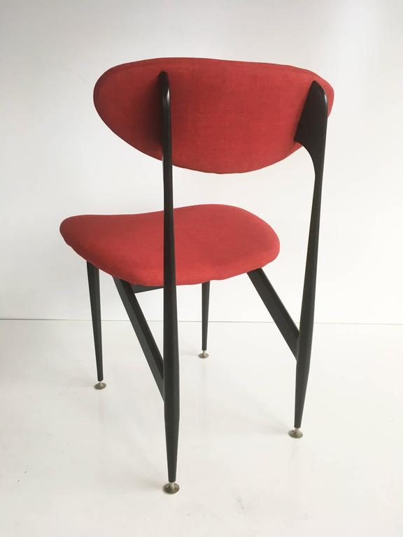 thonet chair styles joovy nook high set of four grant featherston scape dining chairs at 1stdibs