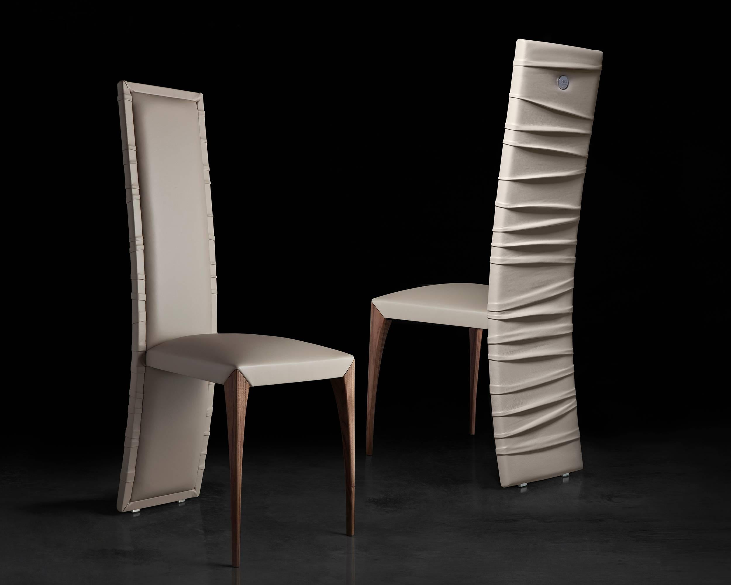 """""""Il Pezzo 7 Chair"""" Comfortable Dining Chair Surrounded Of"""