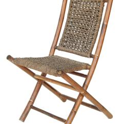 Sea Grass Chairs High Quality Dining Room Folding Bamboo And Seagrass For Sale At 1stdibs