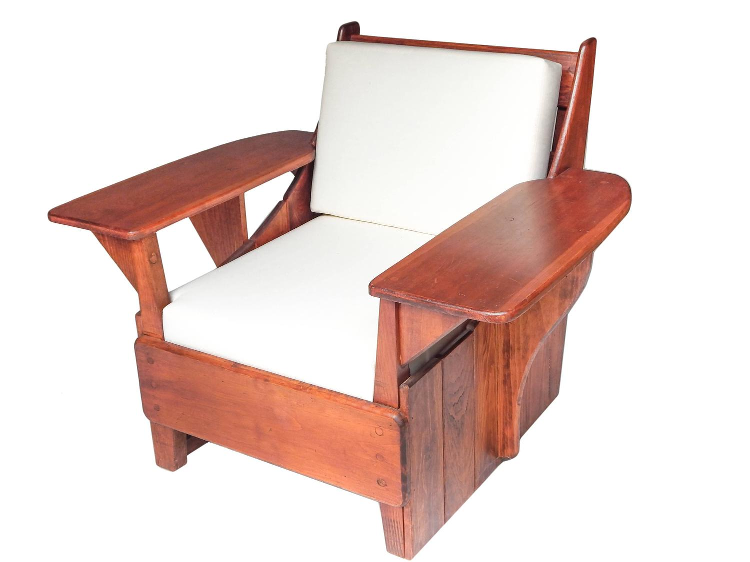 hickory chairs for sale inflatable chair canada rare pair of old cabin at 1stdibs