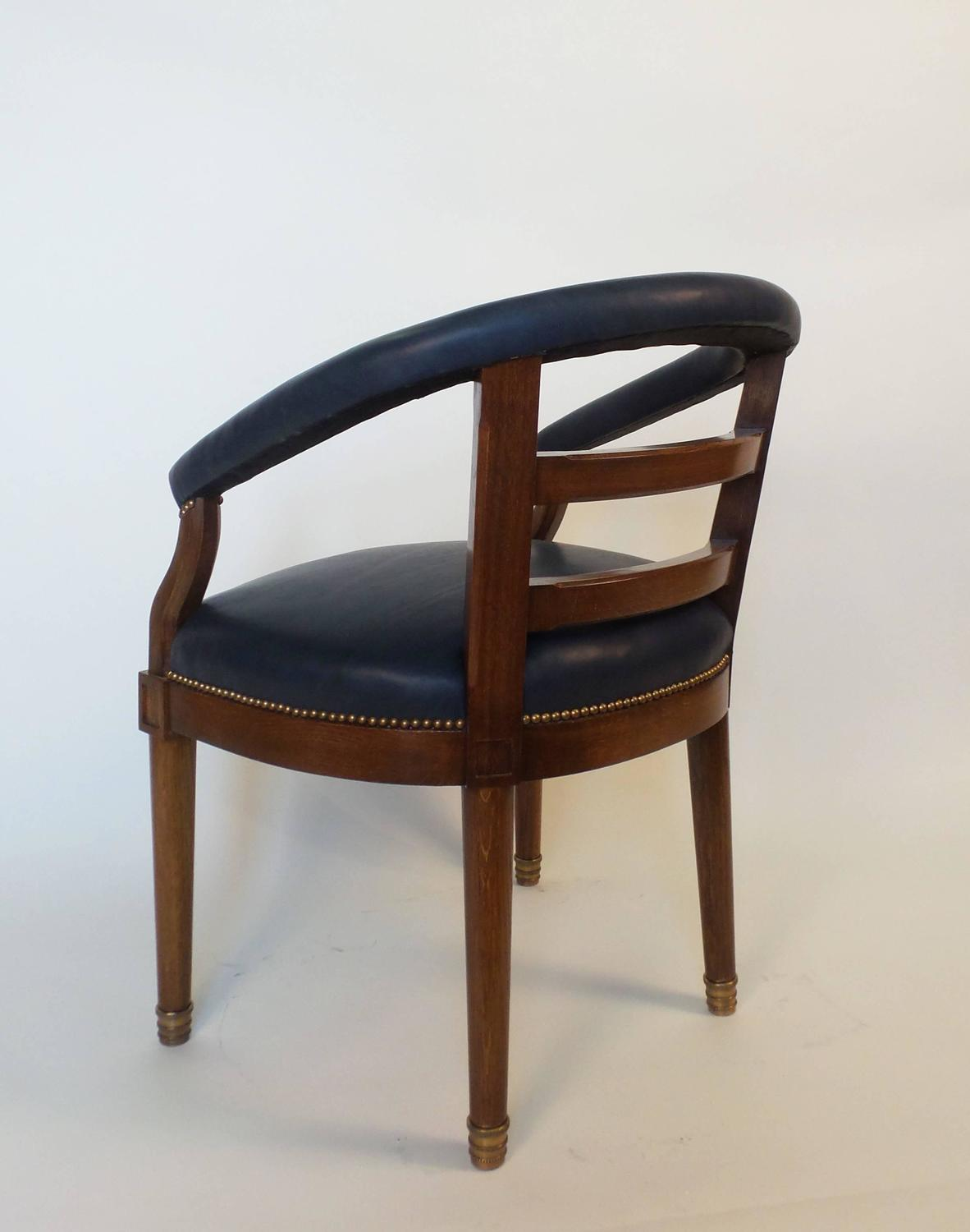 chair design back angle living room arm covers american barrel armchair for sale at 1stdibs