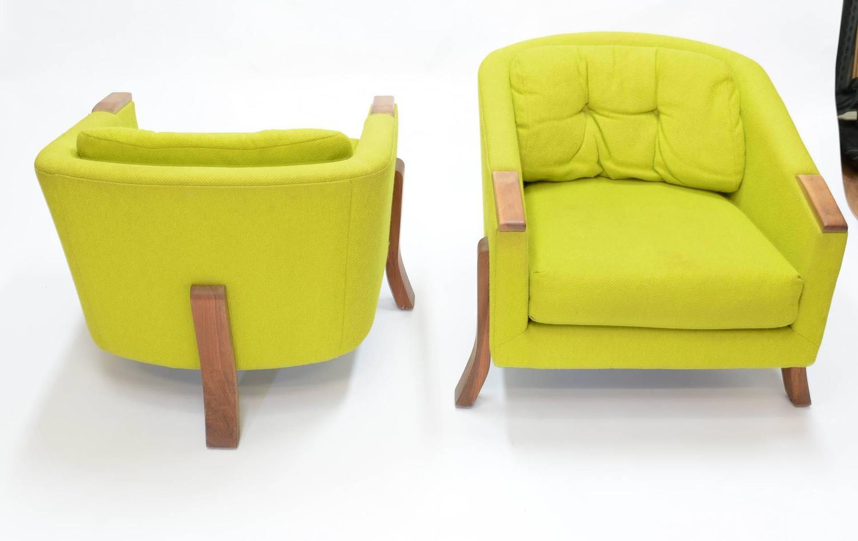 pop up recliner chairs aztec rebar art danish tripod club in the manner of hans