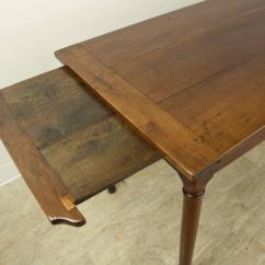 Painted Queen Anne Sofa Table Sofas Usados Goiania Olx Antique One Drawer Light Cherry Server/narrow Dining ...