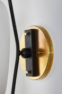 Pair of Sconces by Arlus For Sale at 1stdibs