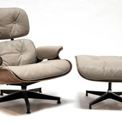 Eames Chair Herman Miller Black Universal Covers Lounge And Ottoman At 1stdibs