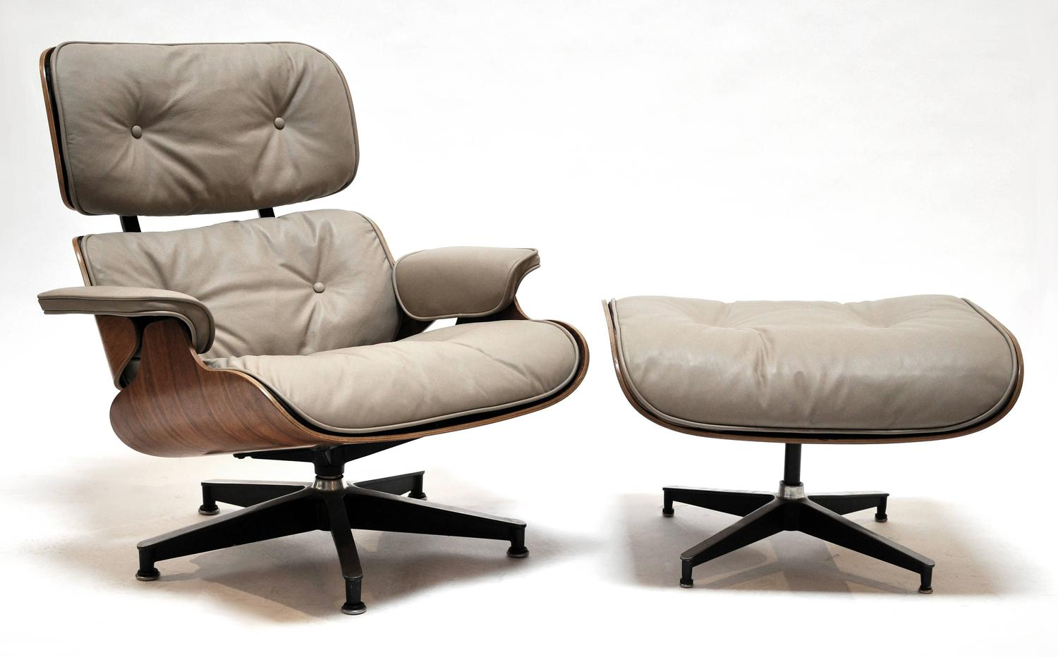 Herman Miller Eames Chairs Eames Lounge Chair And Ottoman Herman Miller At 1stdibs