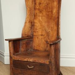 Windsor Chair With Arms How To Make A Cover Out Of Sheet 18th Century Welsh Shepherd's At 1stdibs