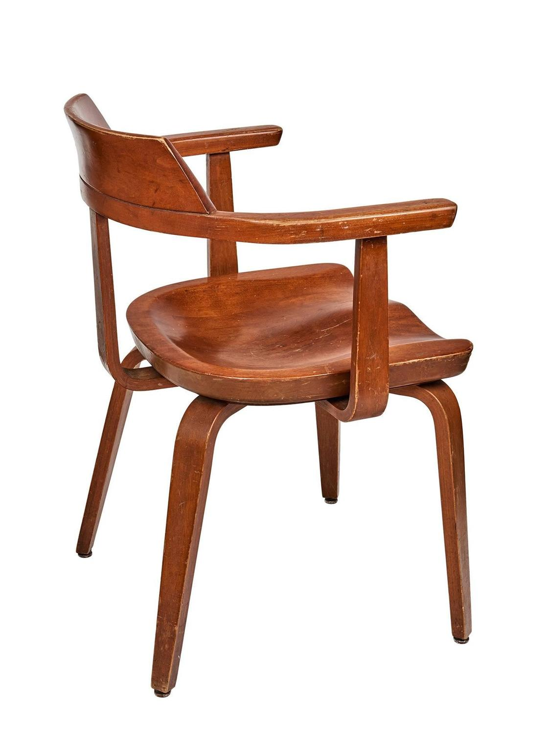harvard chair for sale teenage bedroom chairs set of eight dining by walter gropius at