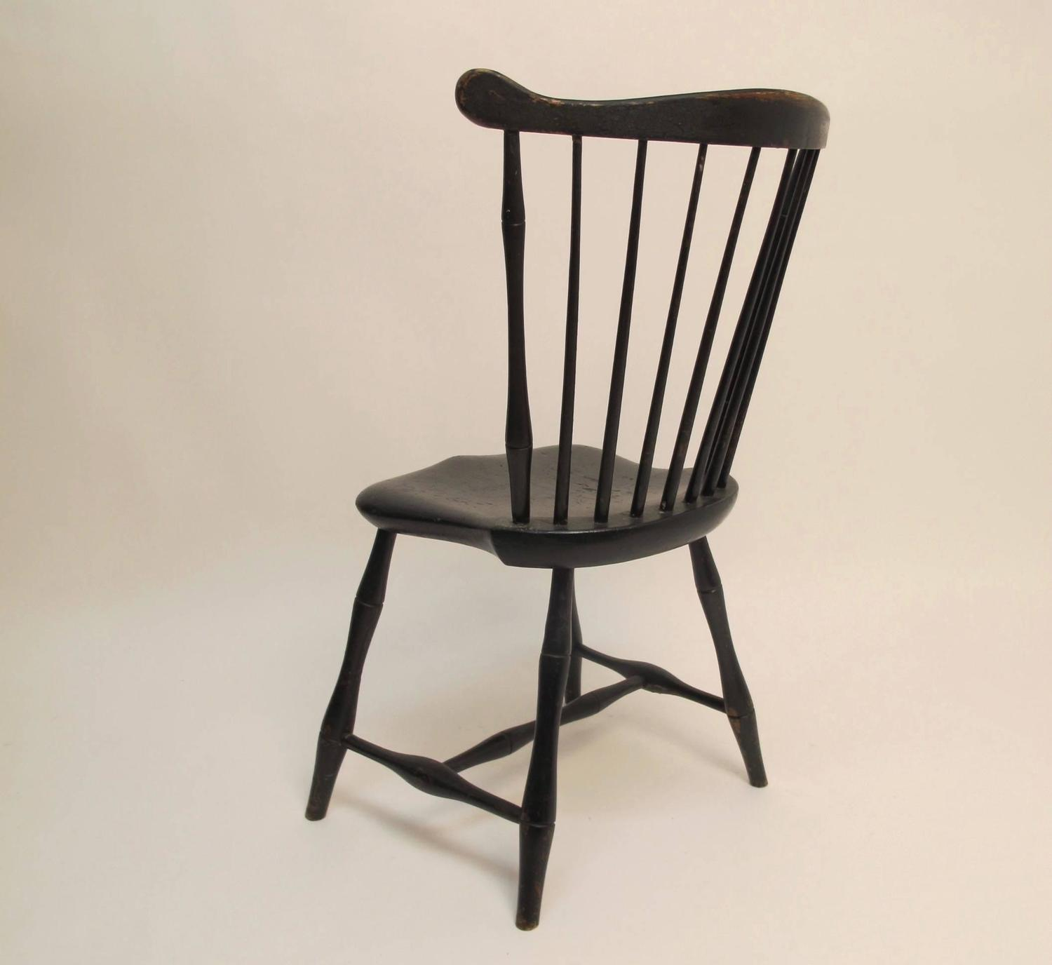 early american chair styles memory foam windsor side for sale at 1stdibs