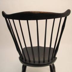 Early American Chair Styles Sure Fit Covers Amazon Windsor Side For Sale At 1stdibs