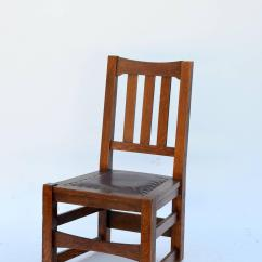 Mission Chairs For Sale Club Leather Swivel Original Style Arts And Crafts Oak Chair By