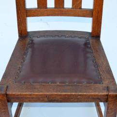 Mission Chairs For Sale Chair Covers Gumtree Glasgow Original Style Arts And Crafts Oak By