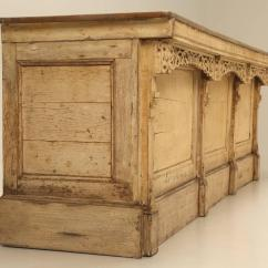 Antique Kitchen Islands For Sale Design Website French Store Counter Or Island At