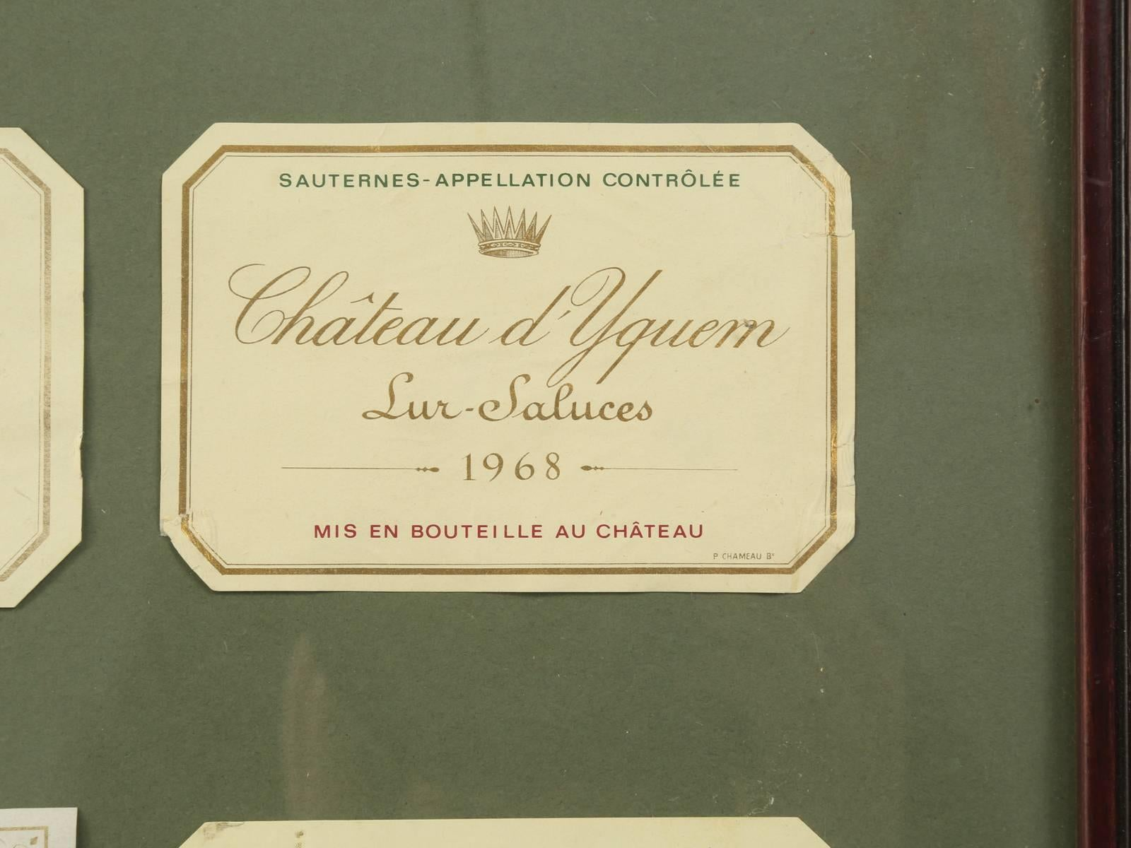 collection of old french