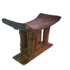 Stool Chair Ghana Metal Folding Chairs India Ashanti End Table From For Sale At 1stdibs